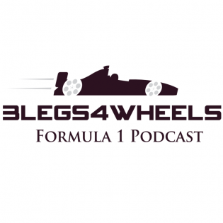 3Legs4Wheels Formula 1 Podcast