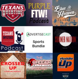 AdvertiseCast Sports Bundle