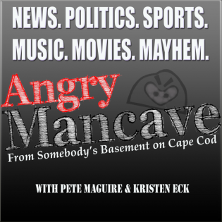 Angry Mancave