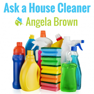 Ask a House Cleaner | Angela Brown | Savvy Cleaner