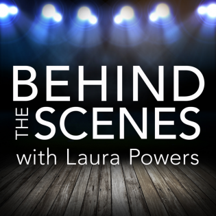 Behind the Scenes with Laura Powers