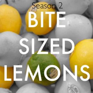 Bite Sized Lemons