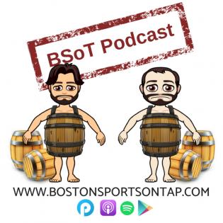 Boston Sports On Tap Pod