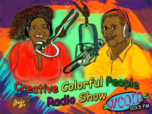 Creative Colorful People Radio Show