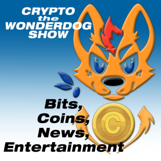 Crypto the WonderDog Cryptocurrency & BitCoin