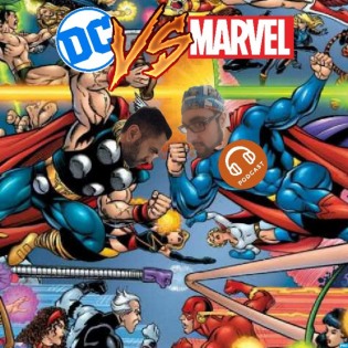 DC Vs Marvel podcast