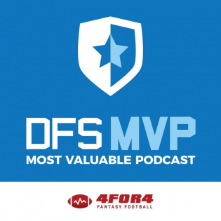 DFS MVP: Daily Fantasy Football Picks & Strategy