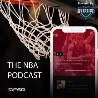 DFSR's Daily NBA Podcast