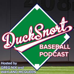 Ducksnort: A Baseball Podcast