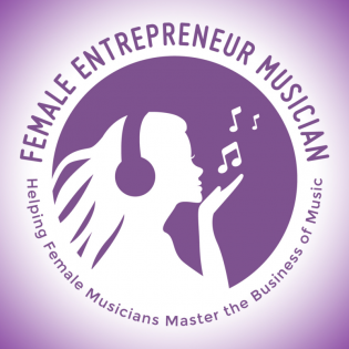 Female Entrepreneur Musician with Bree Noble