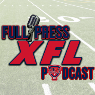 Full Press XFL Podcast