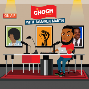 GHOGH with Jamarlin Martin