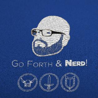 Go Forth & Nerd!