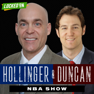 Hollinger & Duncan NBA Show - NBA Basketball