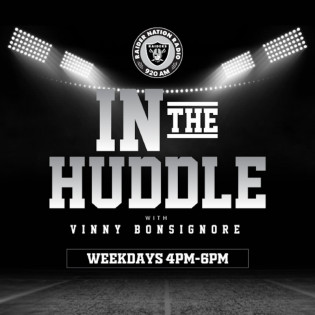 In The Huddle with Vinny Bonsignore - Las Vegas