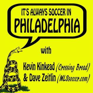 It's Always Soccer in Philadelphia