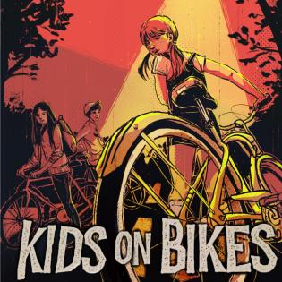Kids on Bikes Podcast