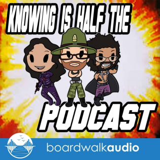 Knowing is Half the Podcast - The GIJoe Cartoon