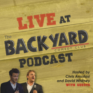 all podcast live at the backyard comedy club