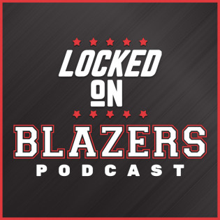 Locked on Blazers