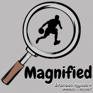 Magnified
