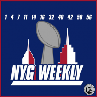 NY Giants Weekly