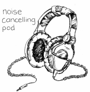 Noise Cancelling Pod