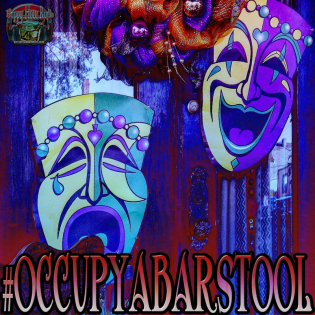 #OccupyABarStool