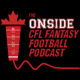 Onside CFL Fantasy Podcast