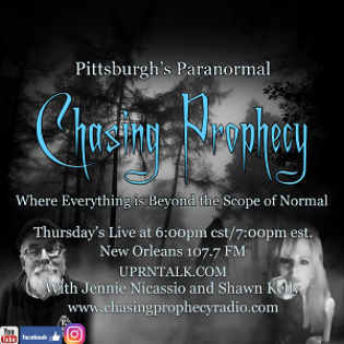 Pittsburgh's Paranormal Chasing Prophecy Radio