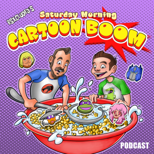 Saturday Morning Cartoon Boom