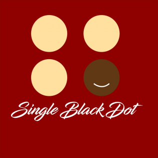 Single Black Dot
