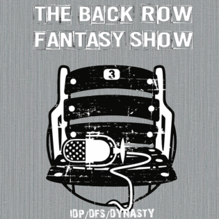 The Back Row Fantasy Show - Fantasy Football -