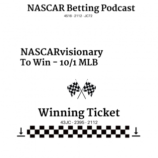 The NASCAR Betting Podcast