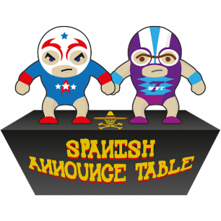 The Spanish Announce Table