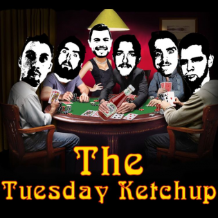 The Tuesday Ketchup (Presented by Gravy Train