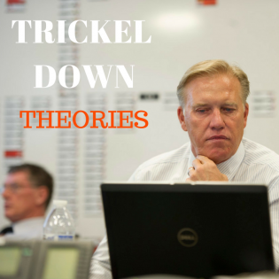 Trickel Down Theories Podcast