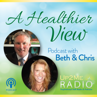 Up2Me Radio - A Healthier View Podcast