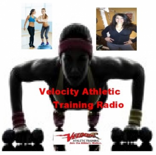 Velocity Athletic Training Radio