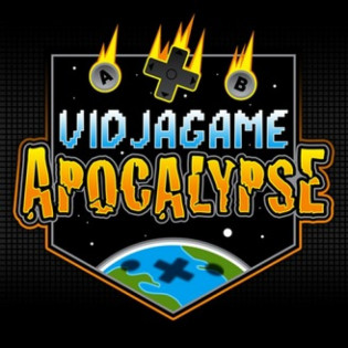 Vidjagame Apocalypse - Laser Time