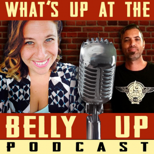 What's Up at the Belly Up Podcast