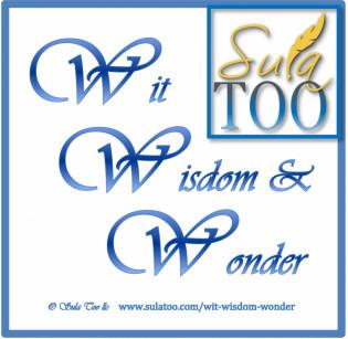 Wit Wisdom & Wonder