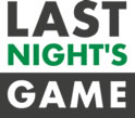 last nights game